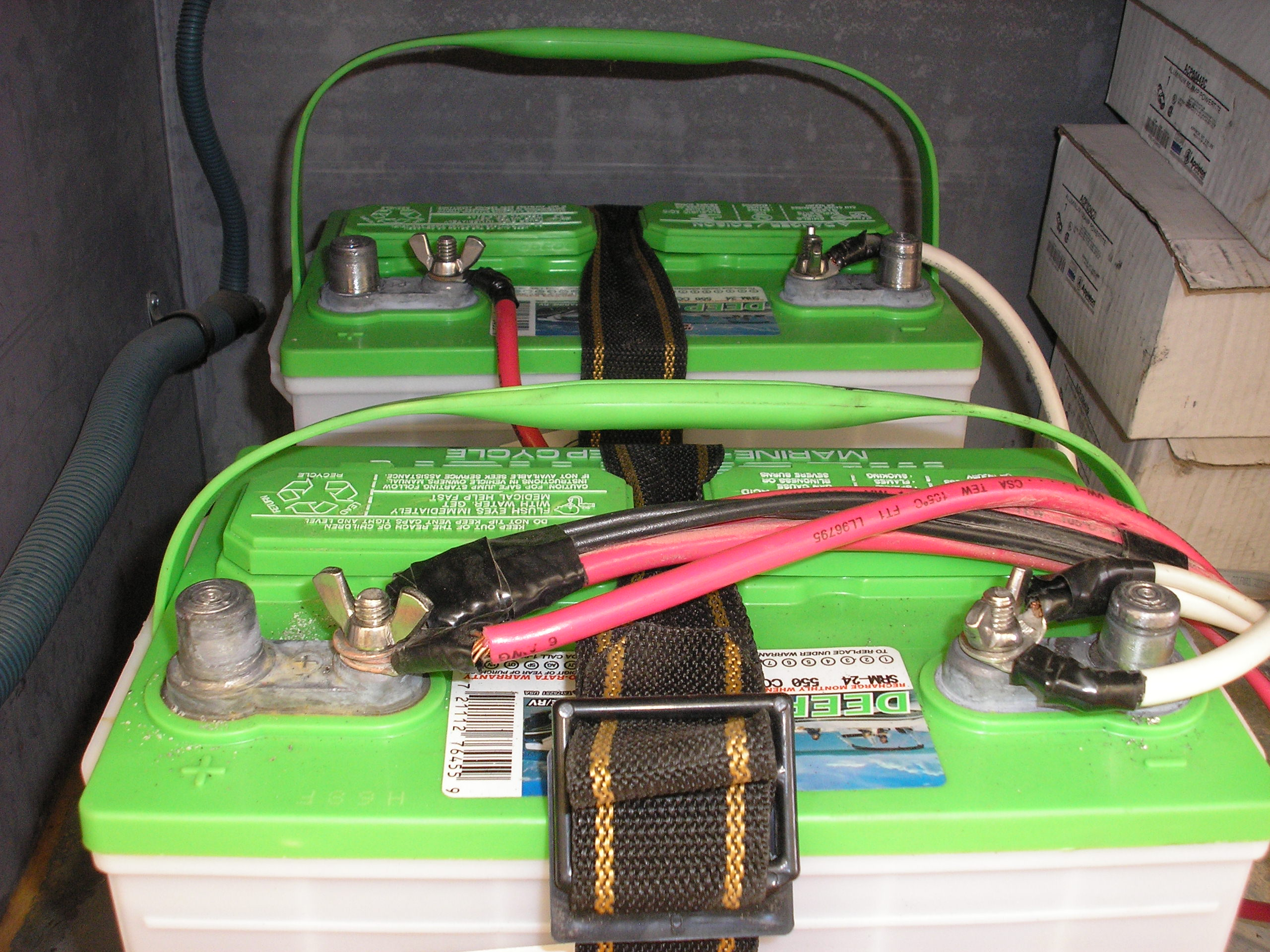 Put A Charge In Your Travel Plans  Maintain Your Rv Battery